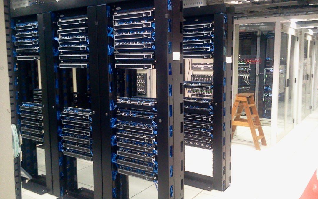 Największe serwerownie świata